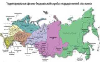 2 Статистическая деятельность в Российской Федерации